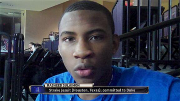 Congrats to Rasheed Sulaimon @sheed_ctmd1 for his selection to the Nike Hoops Summit!