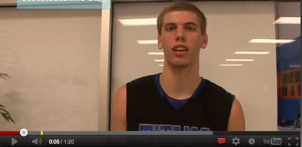 New Name on the Recruiting Radar (Mickey Mitchell)