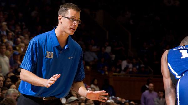 Up Next? Coach Jon Scheyer