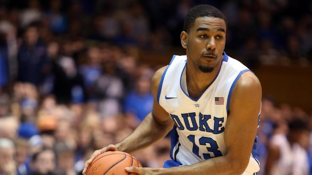 Duke Uses Second Half Run to Down Yale | 80-61