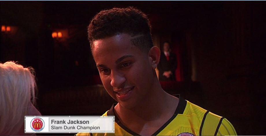 Frank Jackson Takes the JamFest Trophy (VIDEO) #nextup