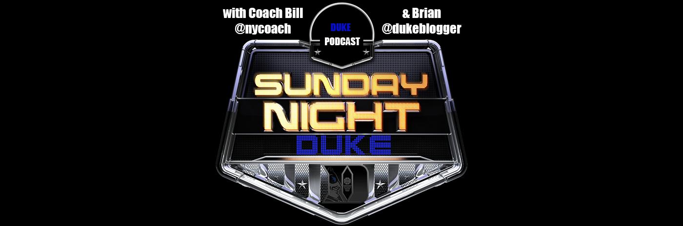 Sunday Night Duke Episode 1