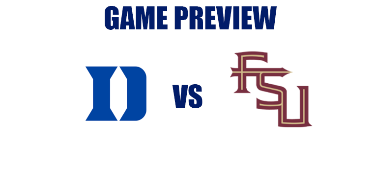 Preview: Duke Blue Devils (22-7, 10-6) vs Florida State (23-6, 11-5)