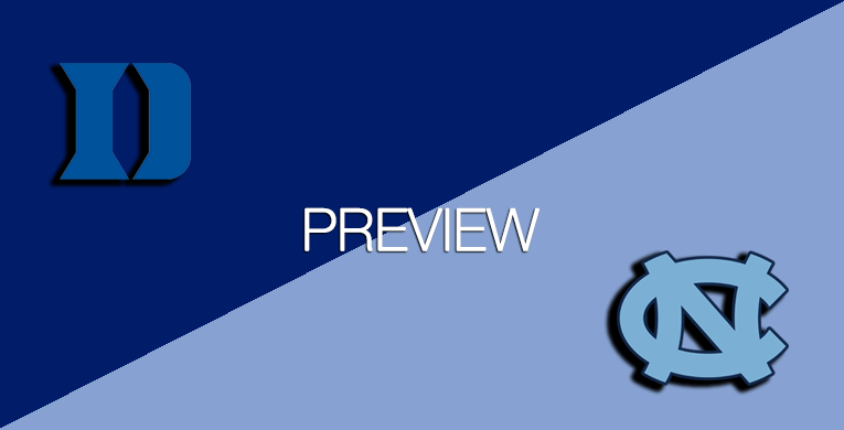 Preview: Duke Blue Devils [23-7, 11-6] vs. UNC Tar Heels [25-6, 13-4] by @randydunson