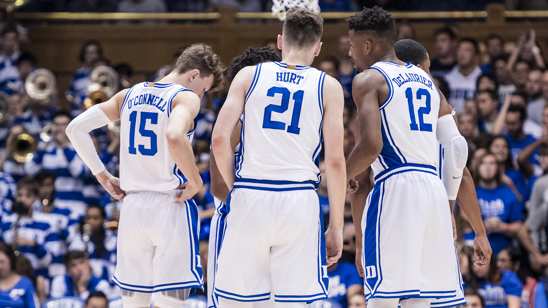 Post Game: Duke Crushes Central Arkansas 105-54; Matthew Hurt w/ 19; Vernon Carey with 17 & 10 Rebounds