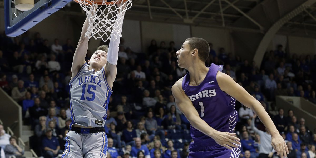Quotes, Notes & Stats from Last Night's Game – Duke vs Central Arkansas
