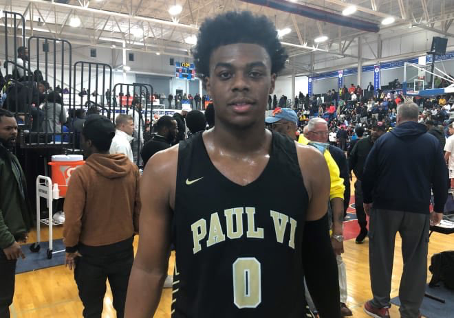 Coach K and Duke Offer 2021 Top-35 Junior Guard Trevor Keels.