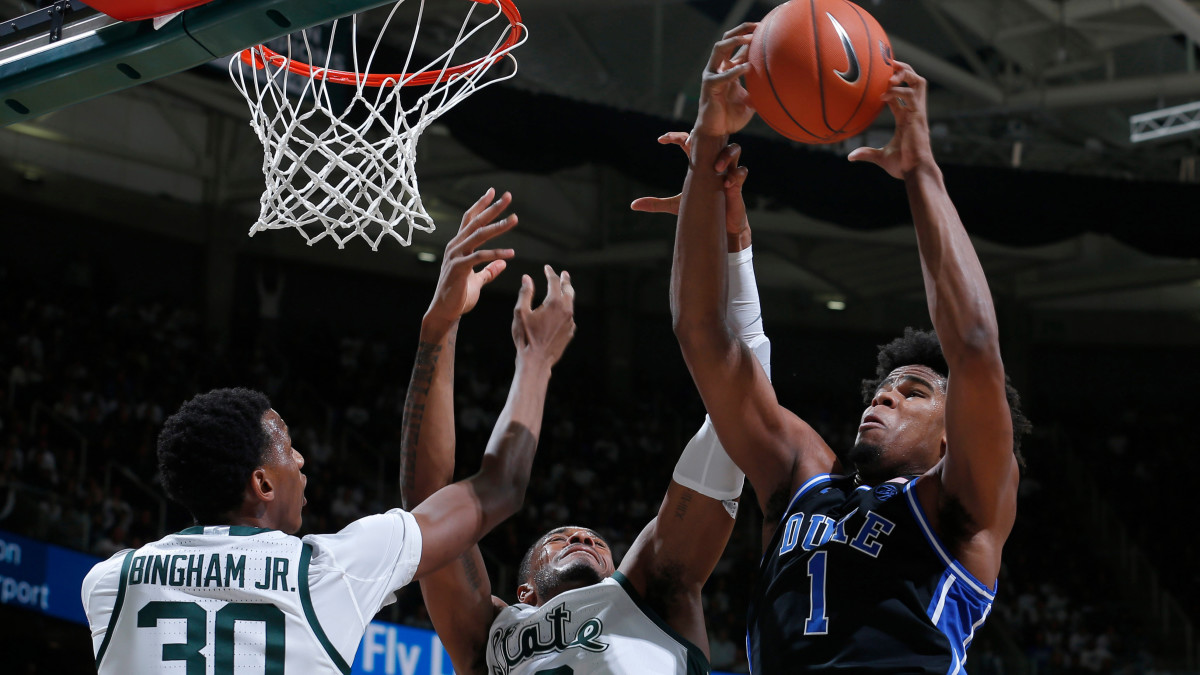 Post Game Quotes & Notes from Duke's  87-75 Win at Michigan State