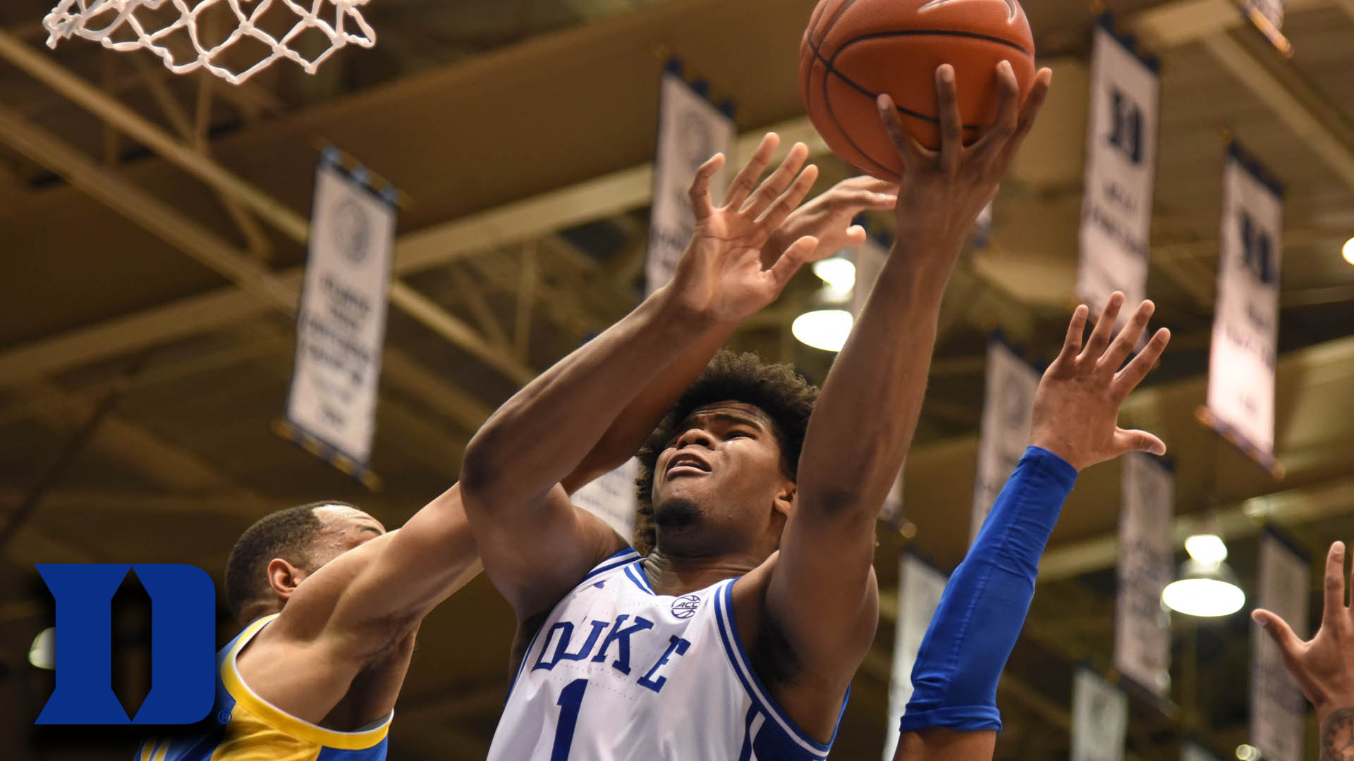 Blue Devils Take Down Panthers 79 – 67; Vernon Carey Scores 26 Points & 13 Rebounds; Tre Jones with 15 Points & 8 Assists