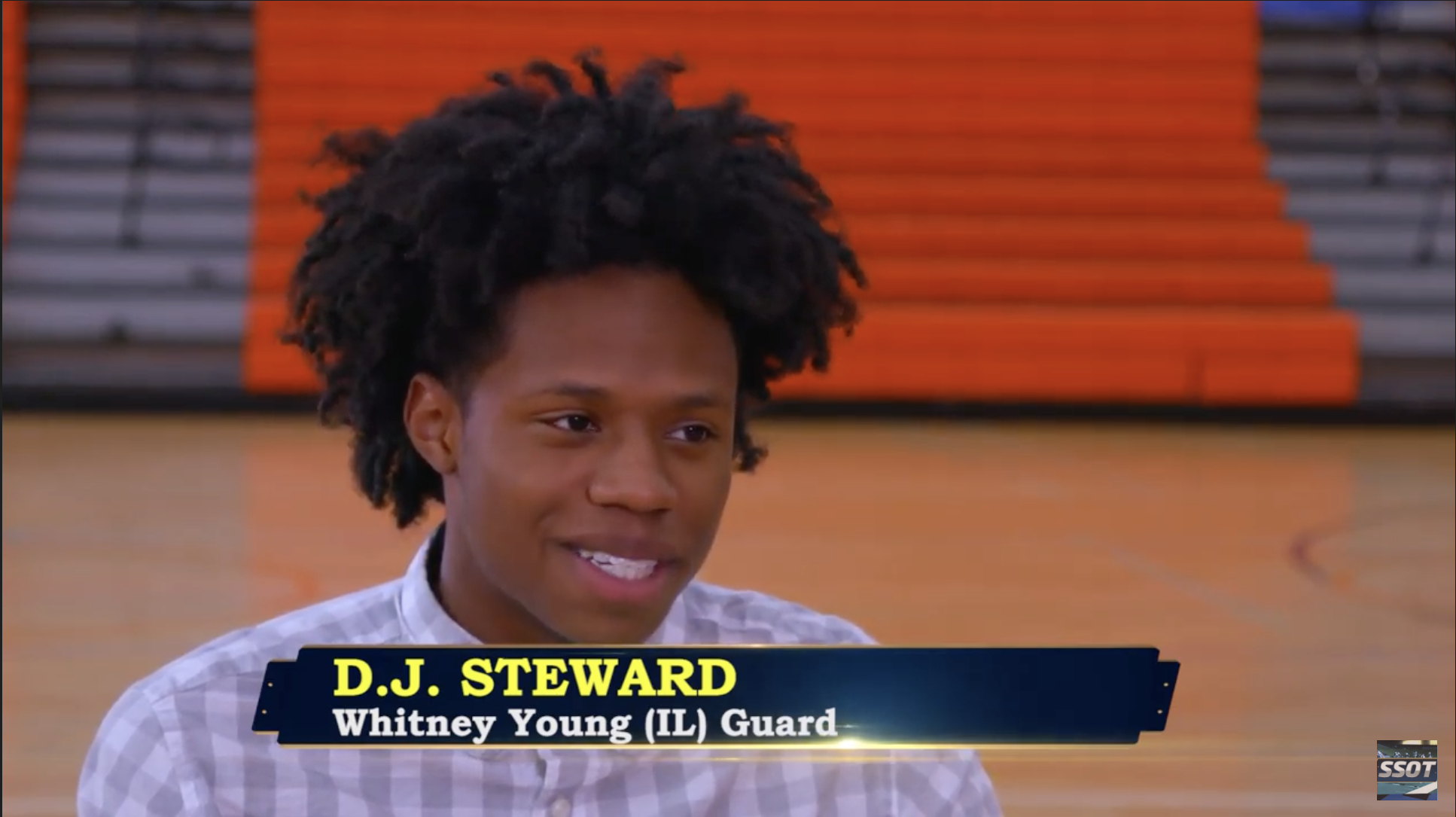 Congrats to DJ Steward ( @swipasnipa ) for being named to the 2020 AP All-State Boys Basketball Team Class 4A First Team