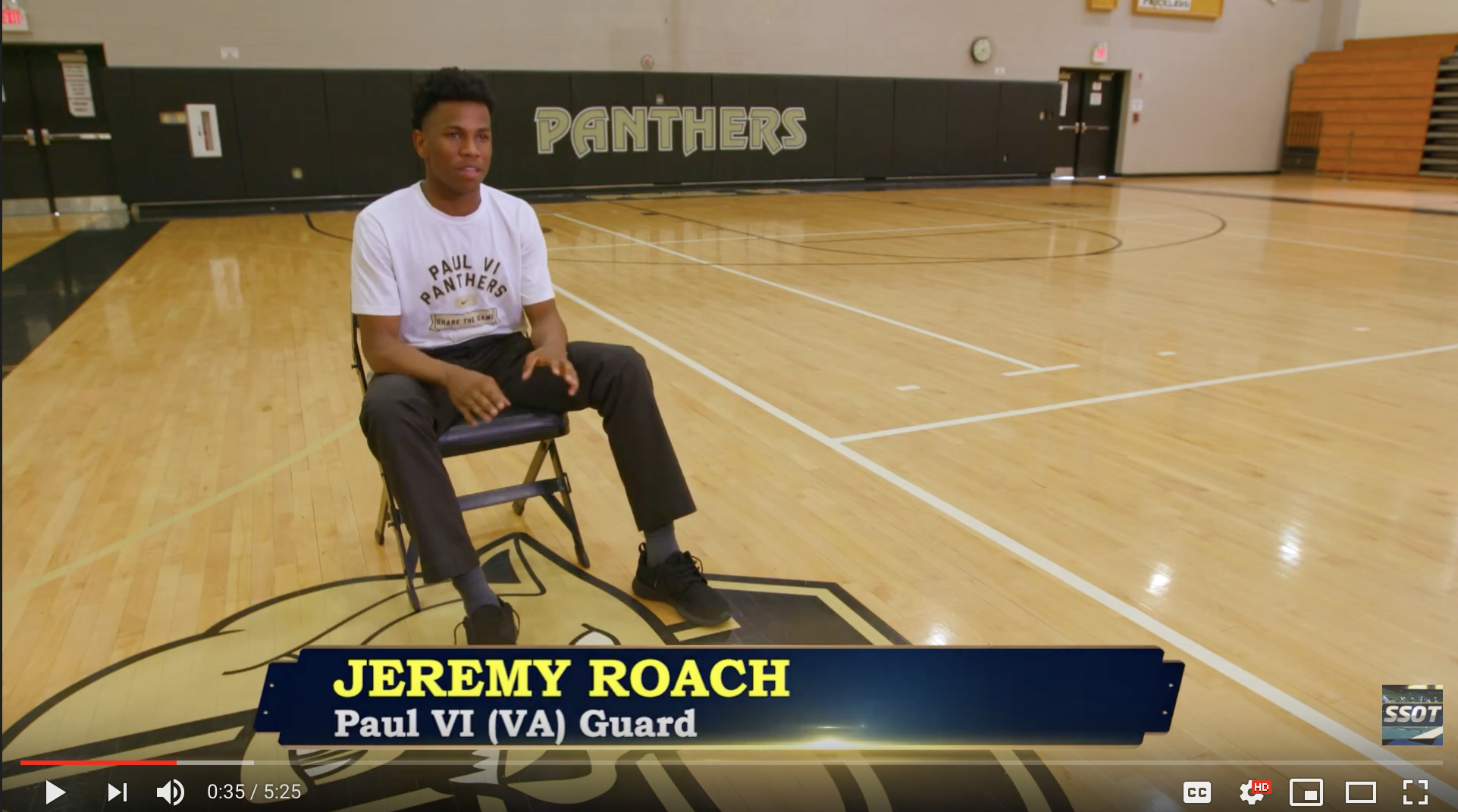 Per @SportsStarsTV · Check out Duke commit  @Jeremyroach10 , one of the best point guards in the 2020 class