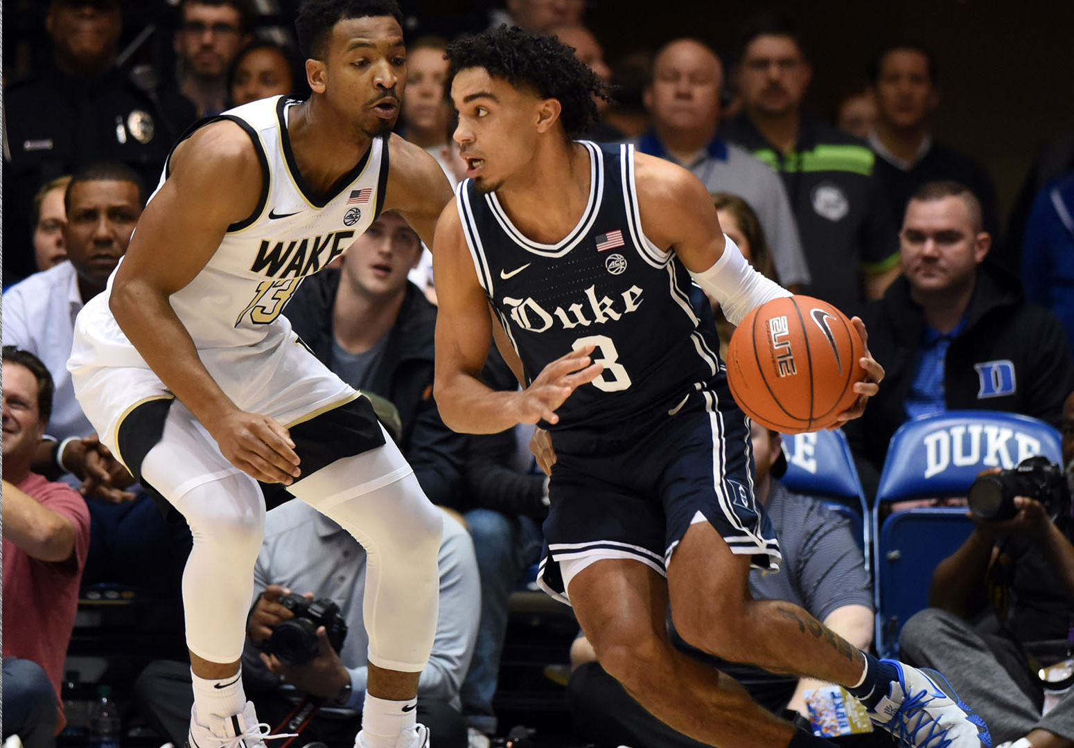 Tre Jones Named ACC Player of the Week