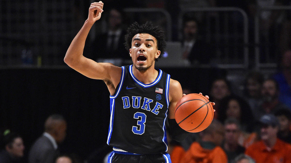 Tre Jones Named USA Today All-American