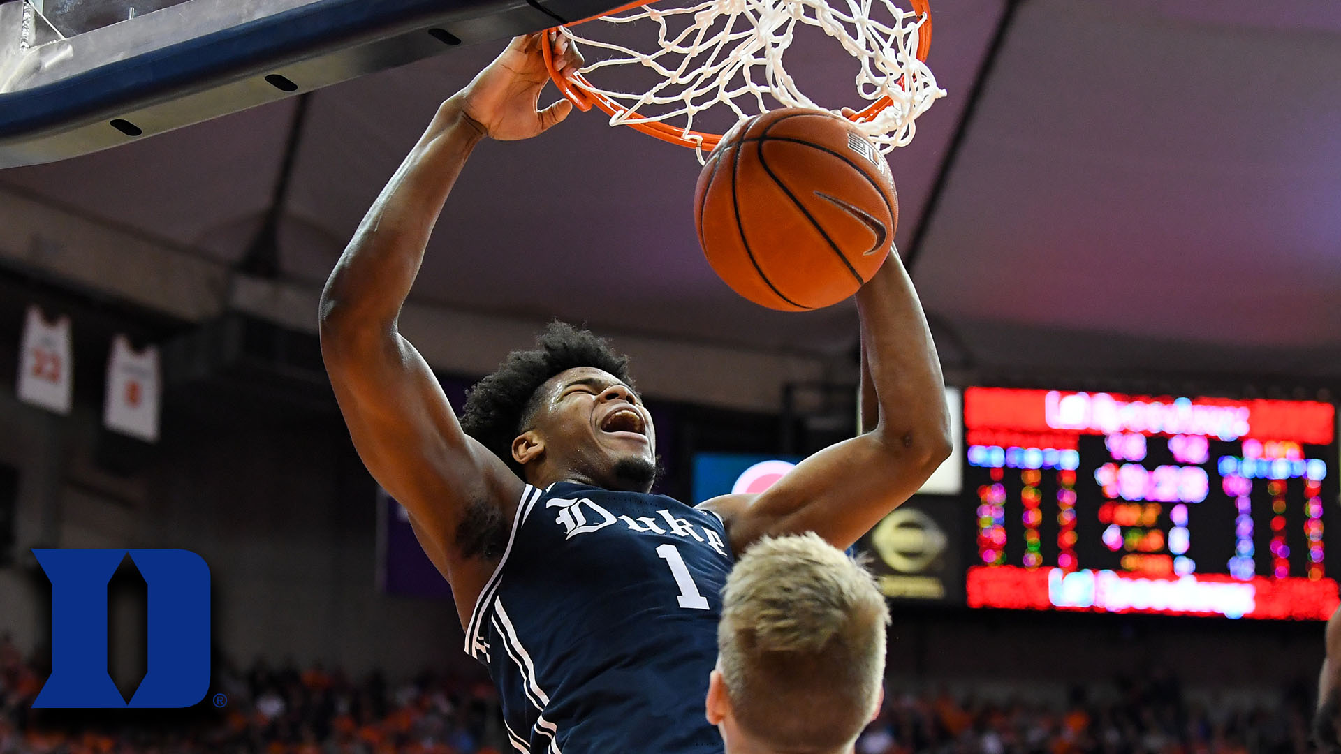 Devils Down the Orange 97-88; Vernon Carey Jr. Scores 26 points, 17 rebounds; Tre Jones goes 10-10 from the Free Throw Line