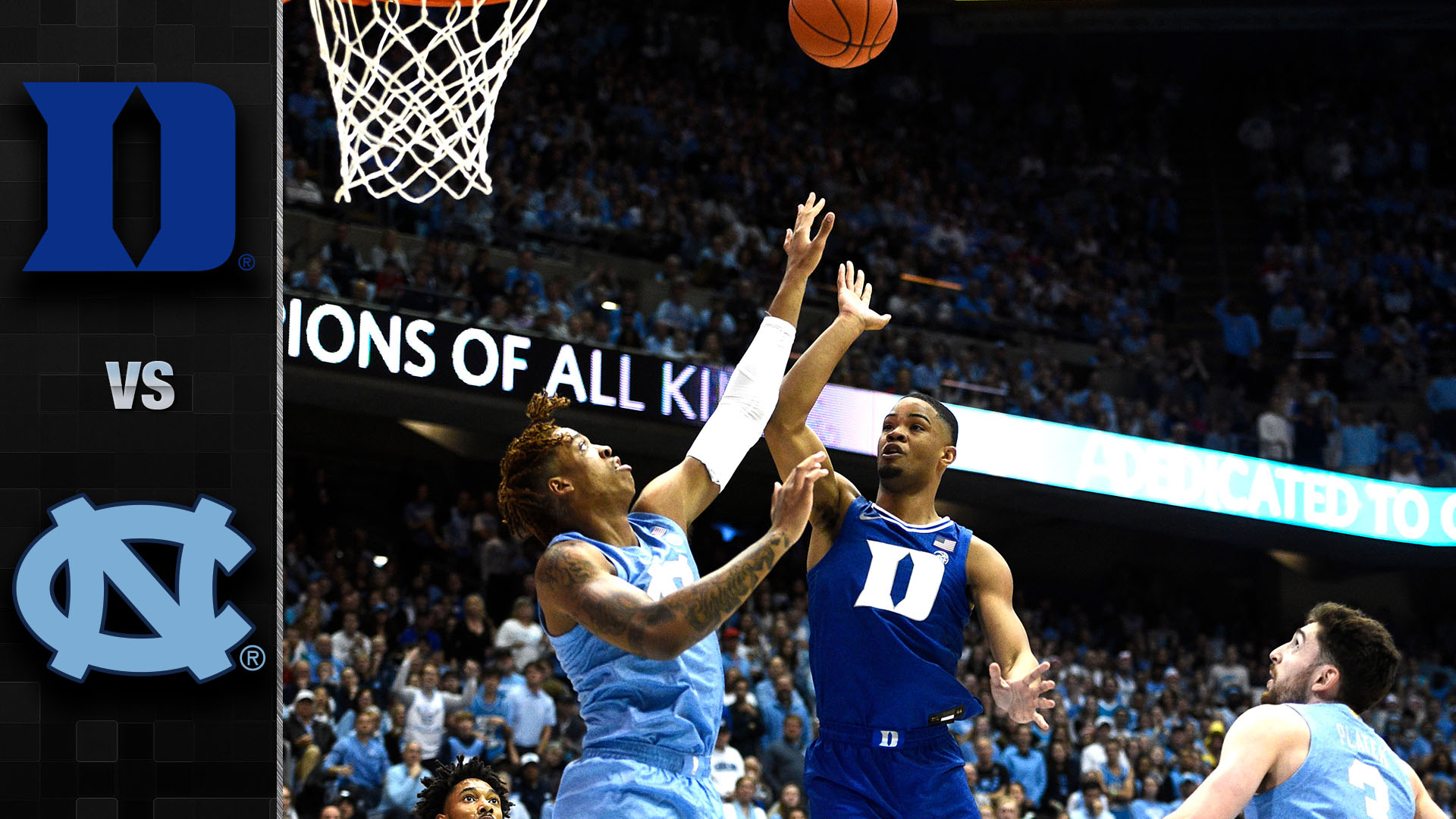 Blue Devils Win Improbable OT Thriller at Dean Dome 98-96 | Tre Jones Goes for 28