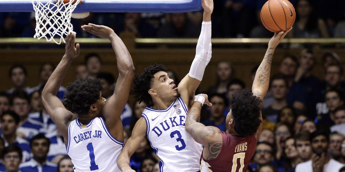 Quick Turnaround? No Problem, as Duke Pushes Past Florida State 70-65