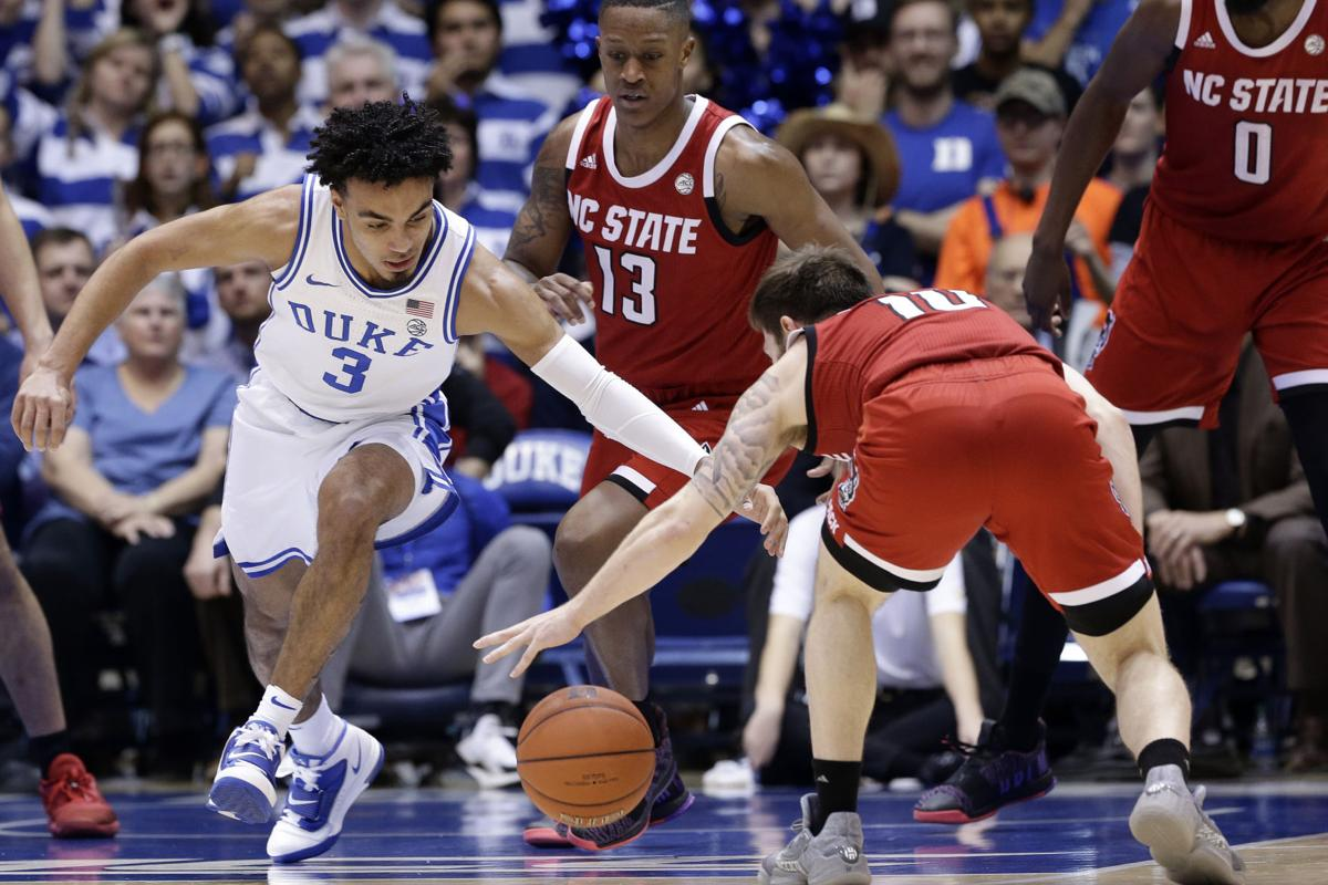 Struggling Duke Finds the Zone; Second Half Run Downs NC State | 88-69