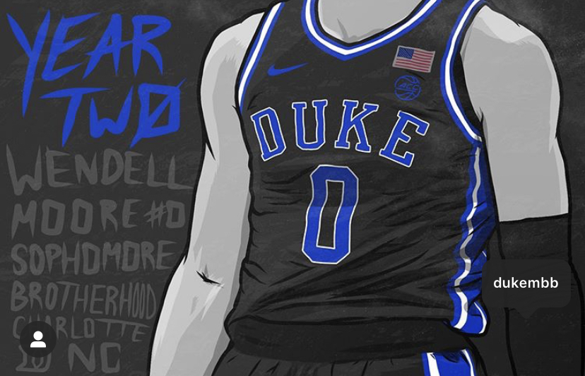 Wendell Moore Makes it Official: Sophomore Year