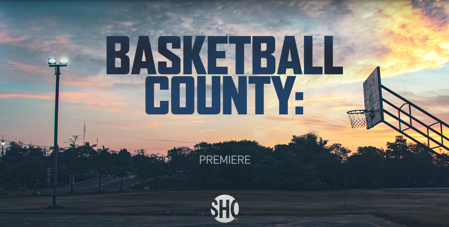 "Don't Forget to Watch ""BASKETBALL COUNTY: In The Water 