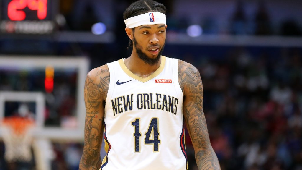 Brandon Ingram Claims NBA's Most Improved Player Award