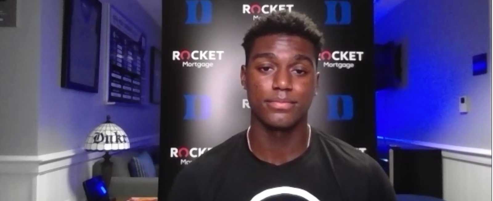 Henry Coleman III Talks Peaceful Protest, Duke & His Game