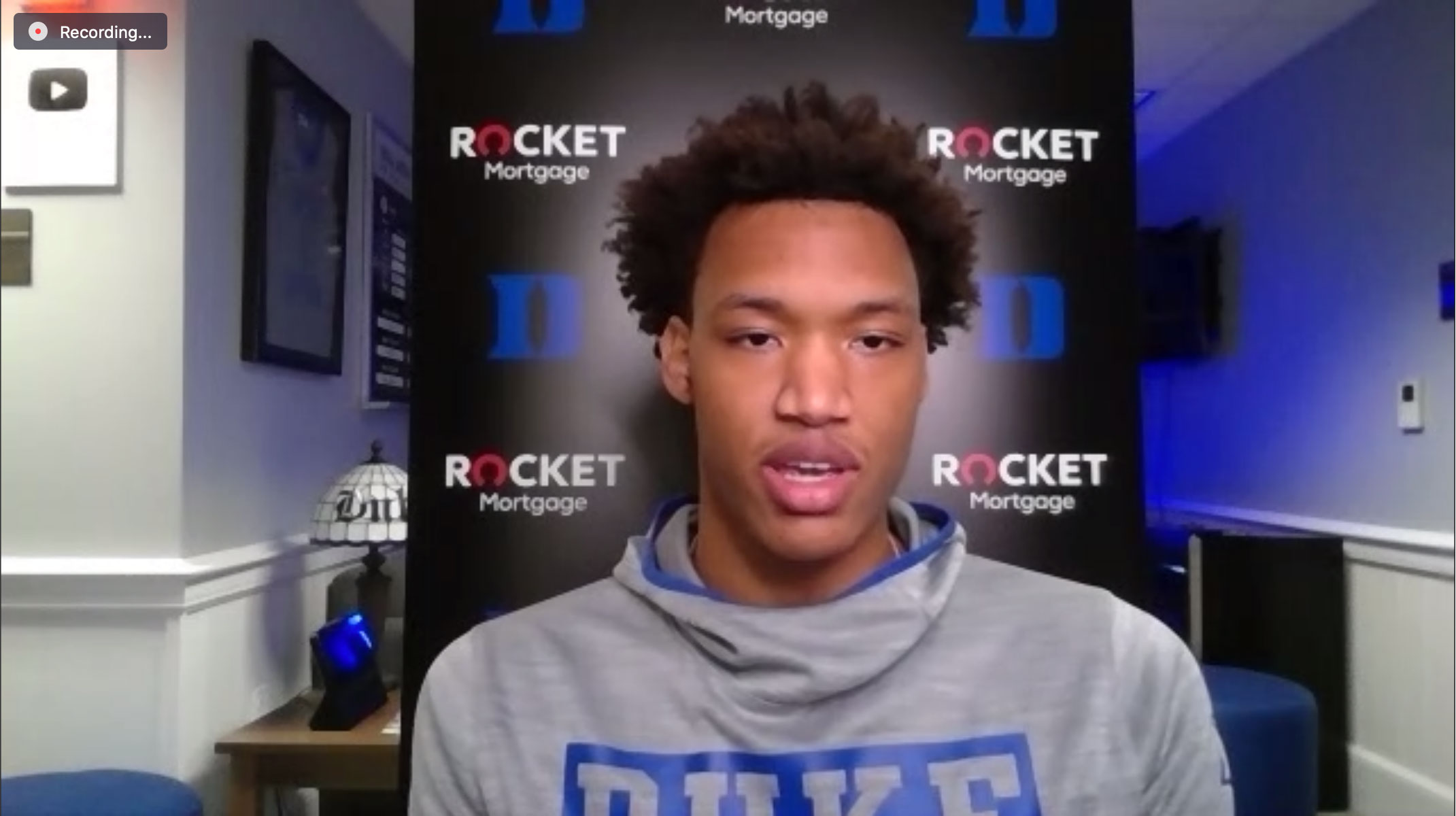 Q & A from Todays Call With Duke's Wendell Moore Jr.
