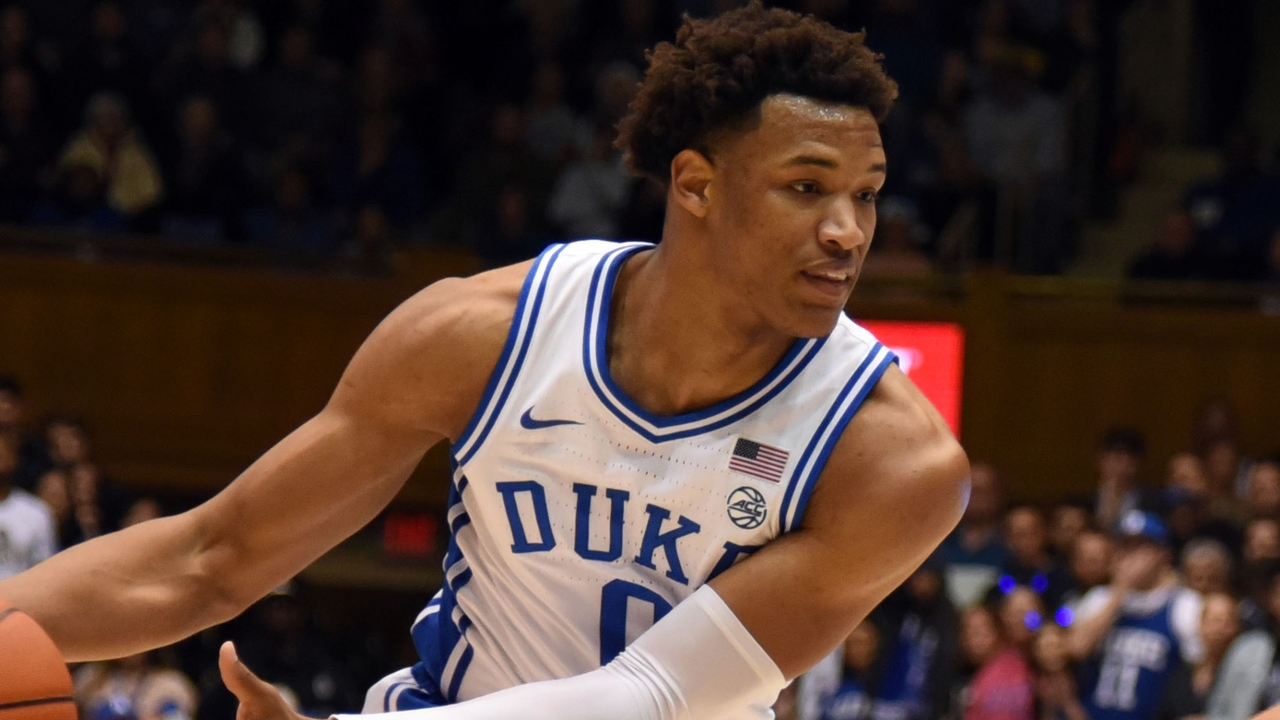 Congrats to Wendell Moore Jr. for Being Selected to NABC's Player Coalition