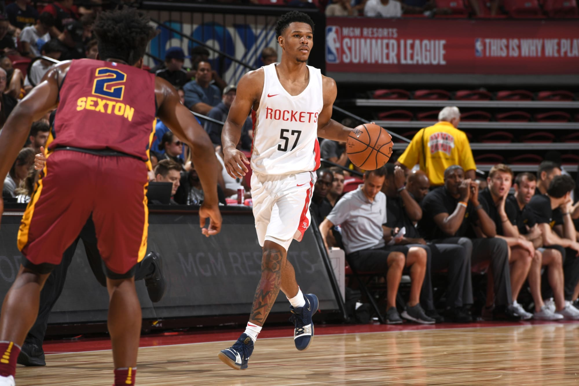 Here's a Piece on Trevon Duval and his Battle to Make an NBA Roster