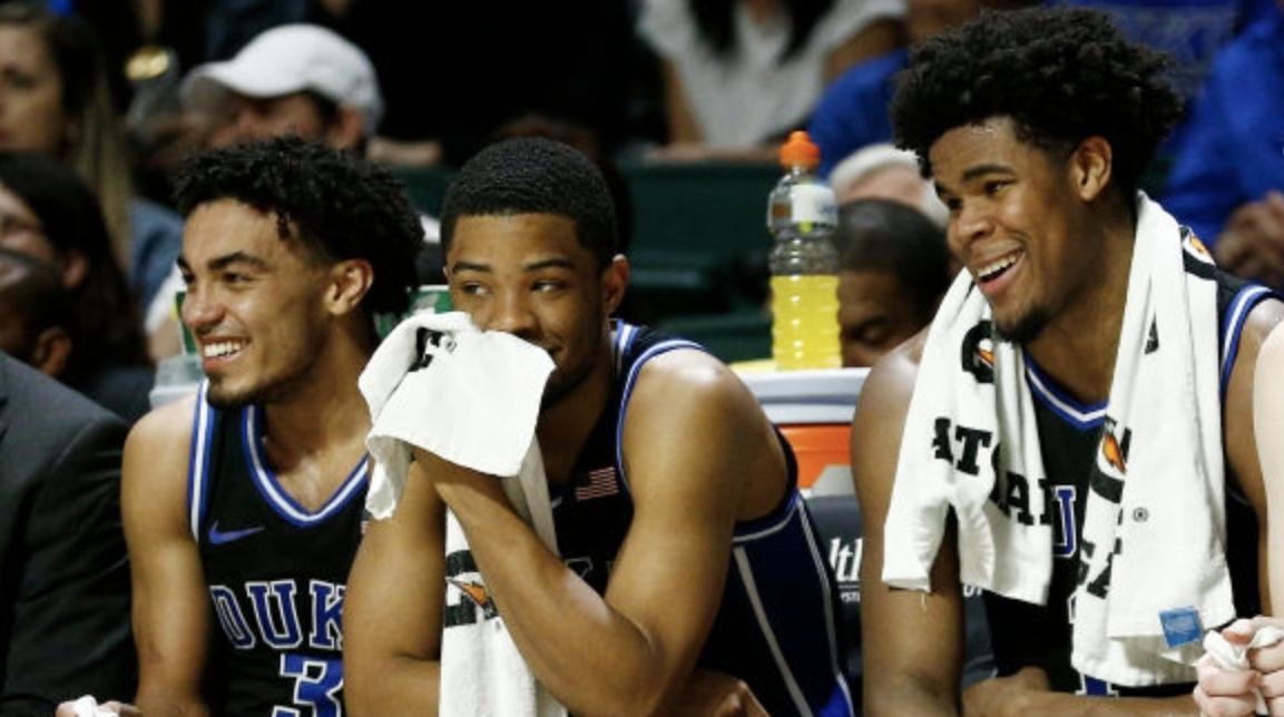 Duke Tops 100 All-Time Picks During 2020 NBA Draft