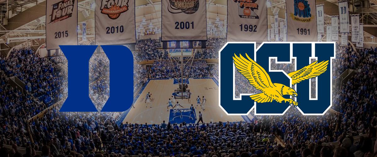 Duke vs Coppin State Game Notes