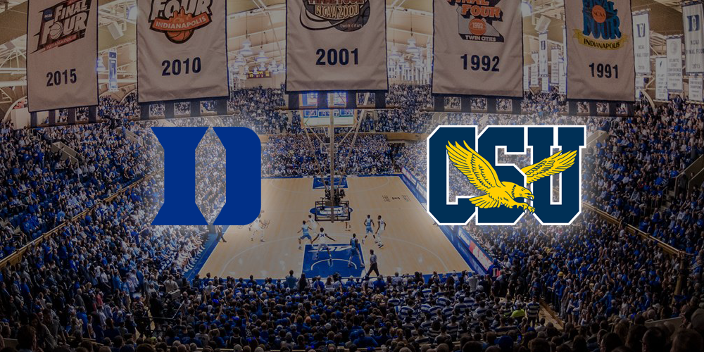 Duke Wins Opener 81-71 over Coppin State; DJ Steward Scores 24, Jalen Johnson goes for 19pts & 19 boards