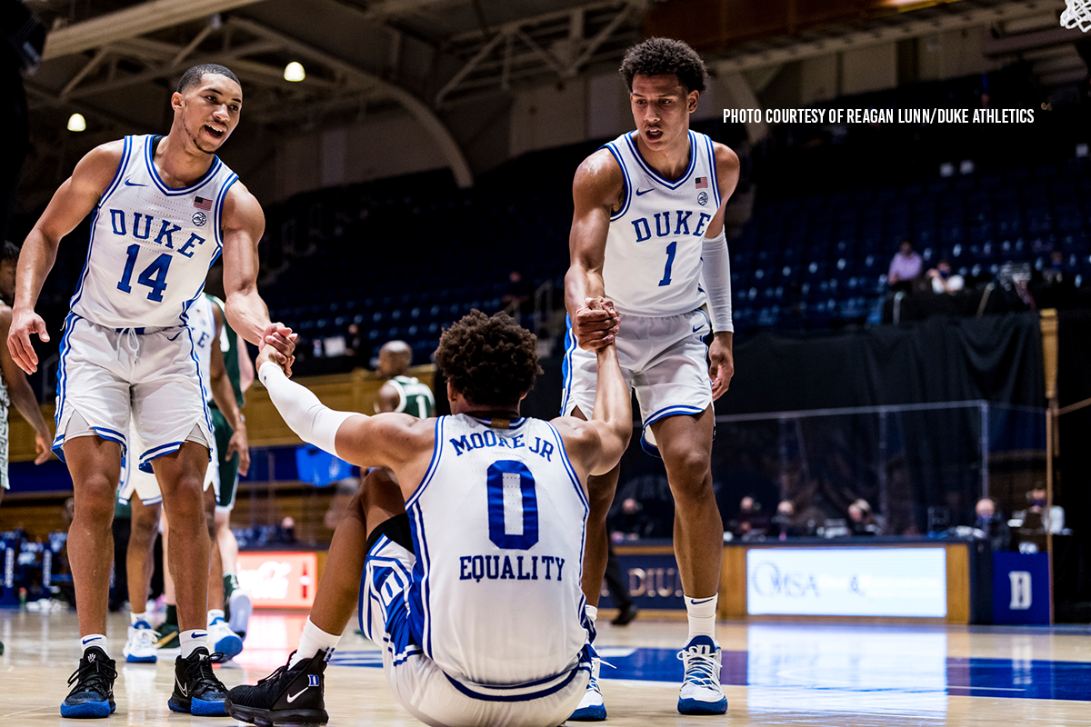 Blue Devils fall to Michigan State 75-69