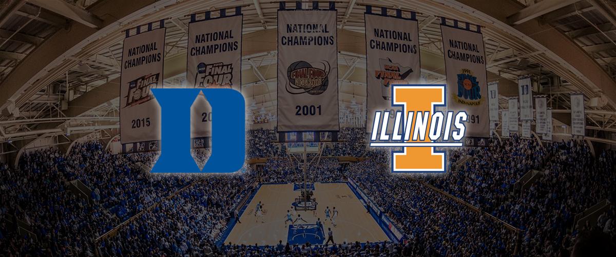 Game Day: Duke vs Illinois – Game Notes