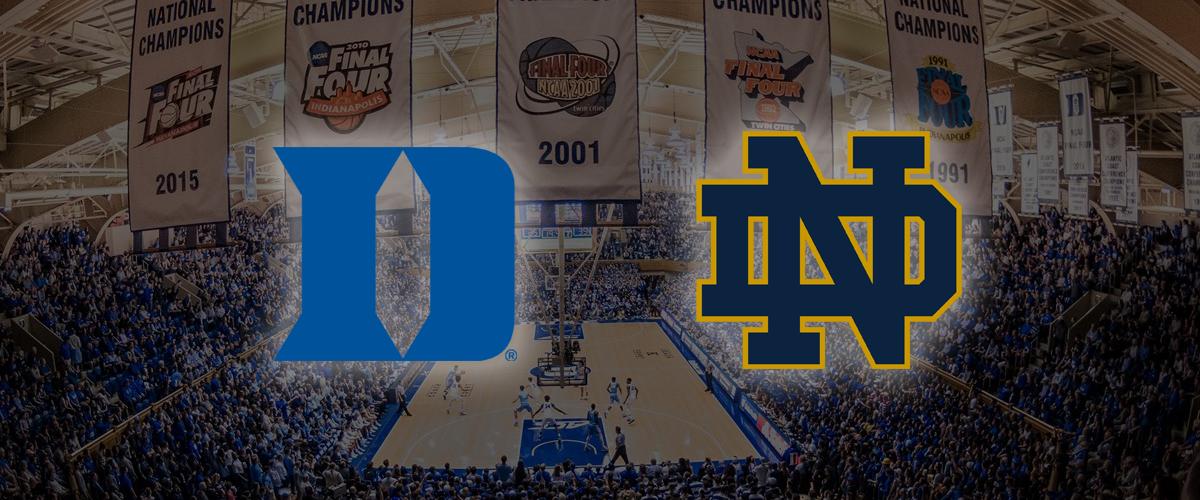 Game Day: Duke vs Notre Dame – Game Notes