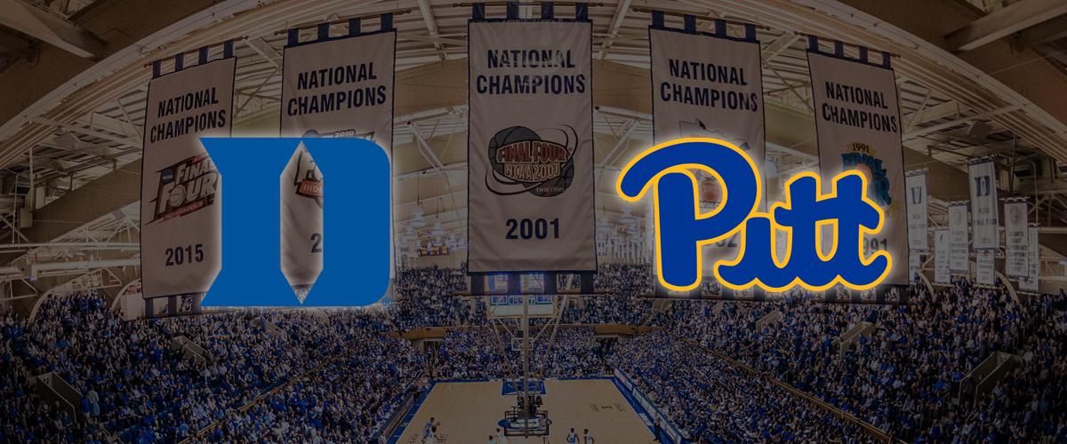 Game Day: Duke vs Pitt – Game Notes
