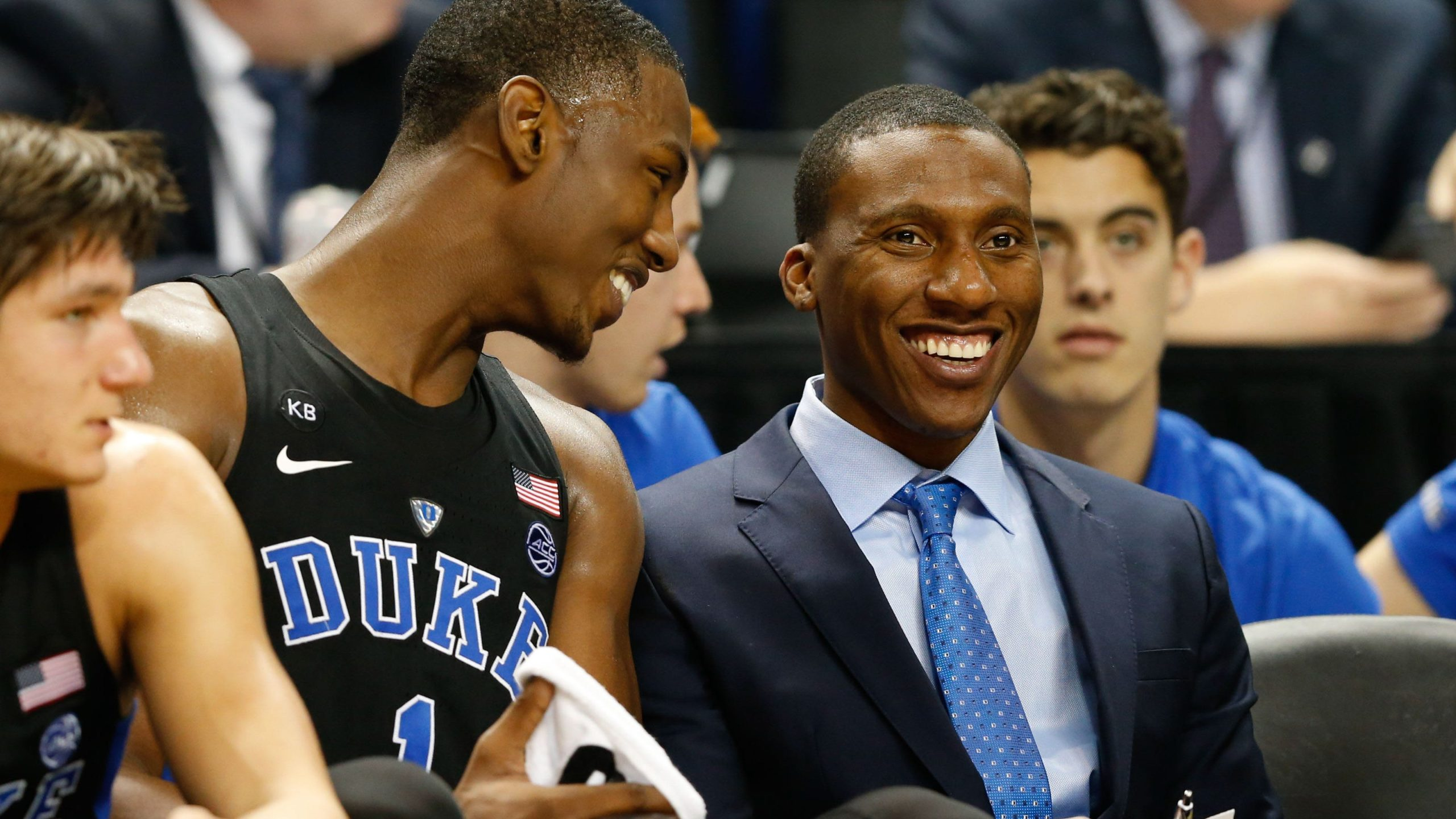 Congrats to the Peoples Champ Nolan Smith on Being Promoted to Assistant Coach